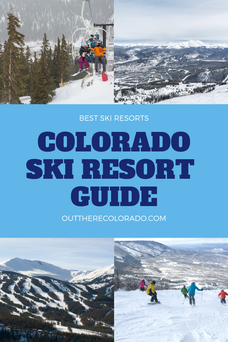 planning a family ski trip to colorado? here are 26 epic ski resorts
