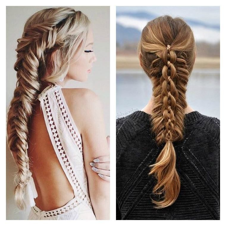 24 Easy braid hairstyle tips for women (With images) | Easy braids, Girls hairstyles braids ...