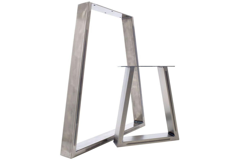 contemporary metal furniture legs. TRAP 2-1 RATIO · Dining Table LegsDining Contemporary Metal Furniture Legs