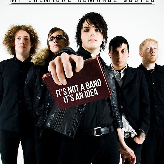 my chemical romance quotes calendar 2014 buy it here