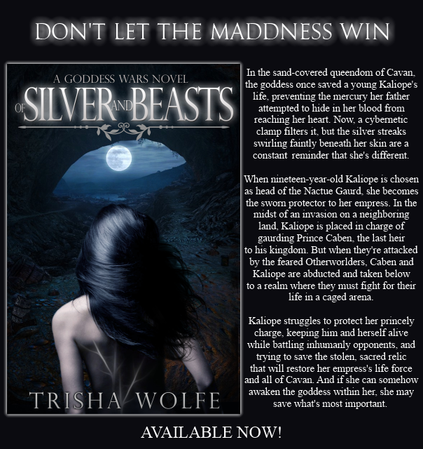 Stuck In Books: Of Siliver and Beasts by Trisha Wolfe ~ Blitz and Giveaway