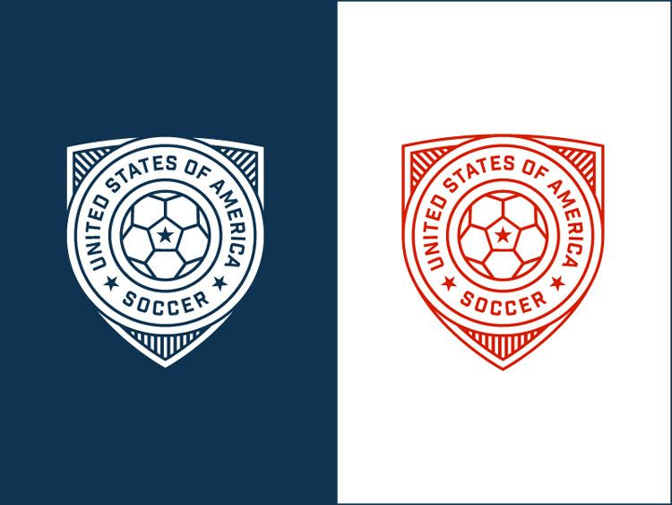 20 Brilliant Logo Design Ideas for Sports | Football logo ...