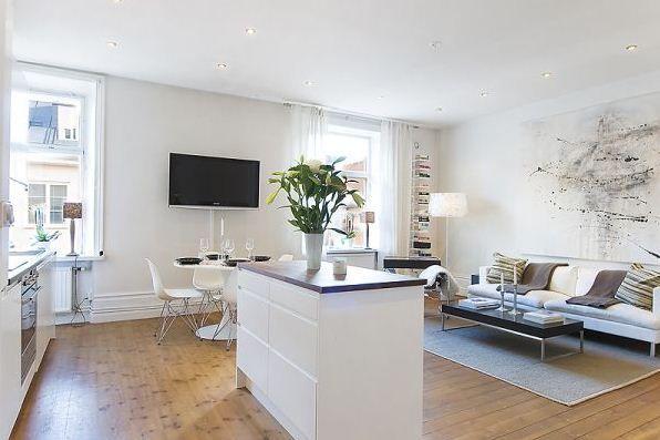 Retro interior design ideas with minimalist features