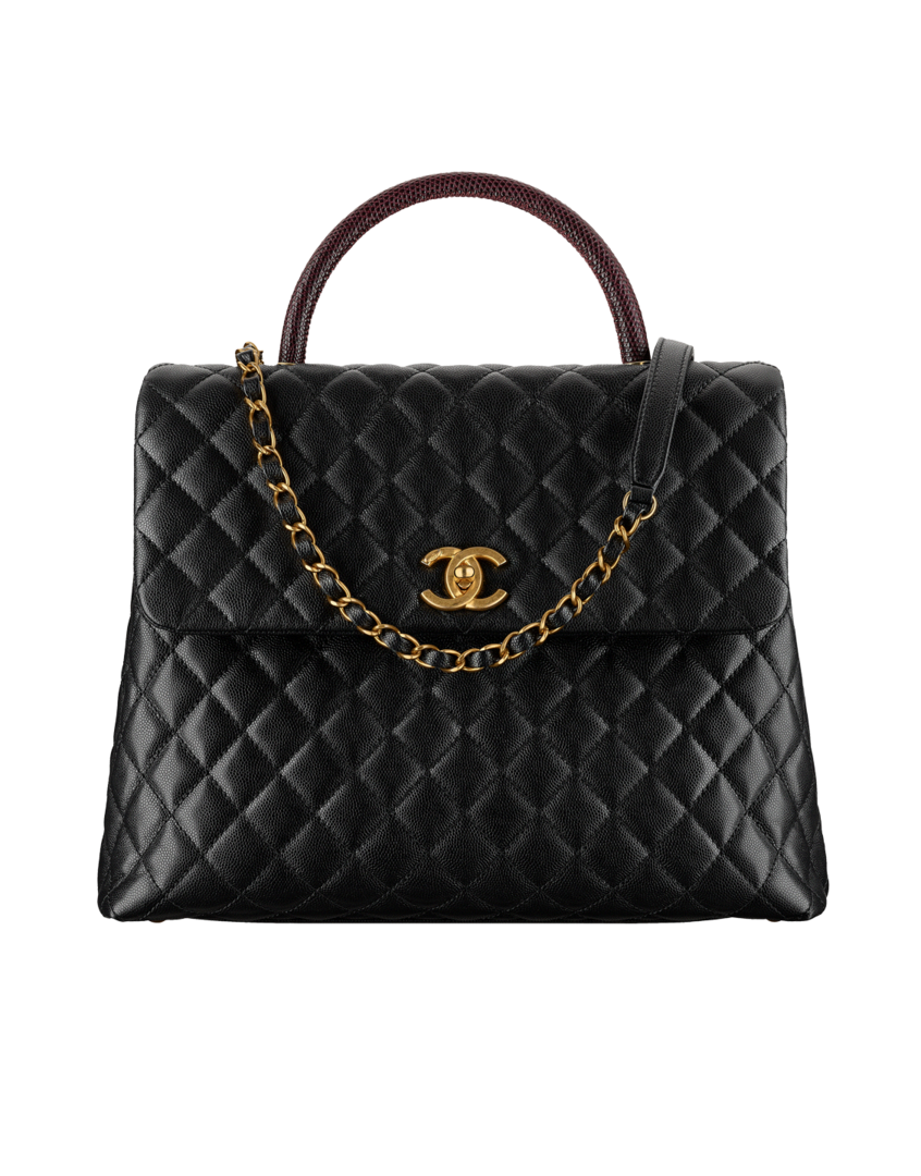 The Fall-winter 2017 18 Pre-collection Handbags collection on the CHANEL  official website  Chanelhandbags  Chanelpurses 511187832a2ca