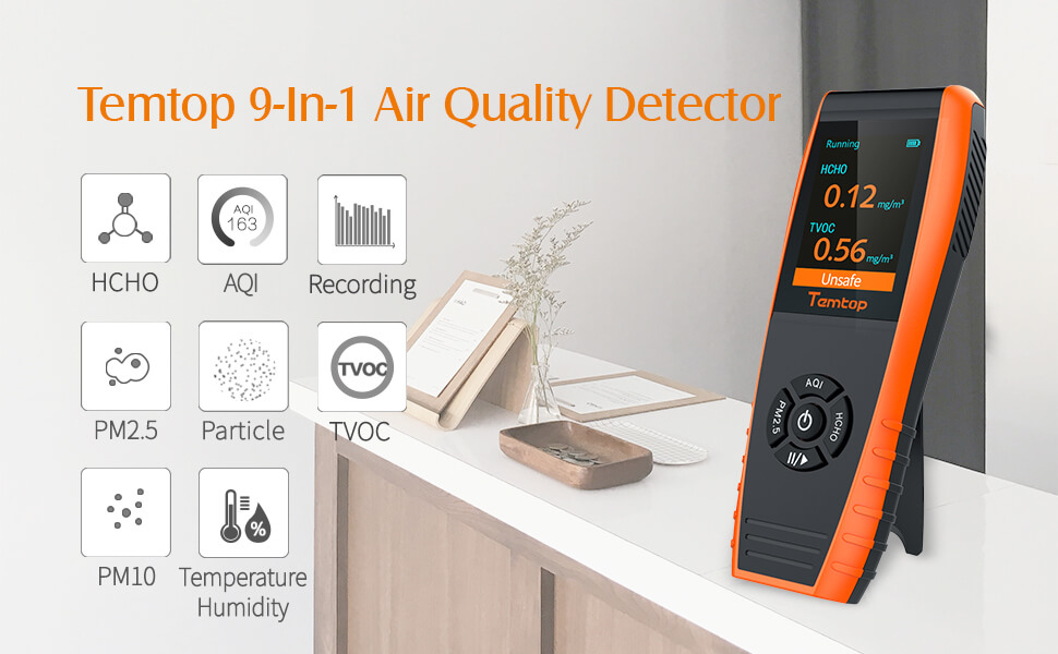 What is the Best Air Quality Monitor? Home heating