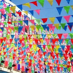 10m-Party-Rainbow-Bunting-Large-Kids-Birthday-Outdoor-Flags-Banner-Multi-Colored