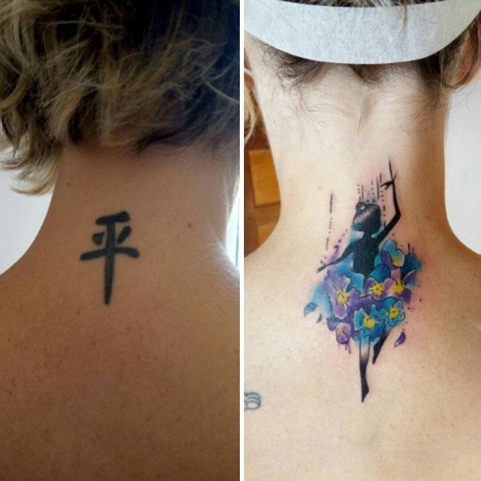 15 Ideias Criativas Para Cobrir Tatuagens Que Voce Nao Gosta Mais