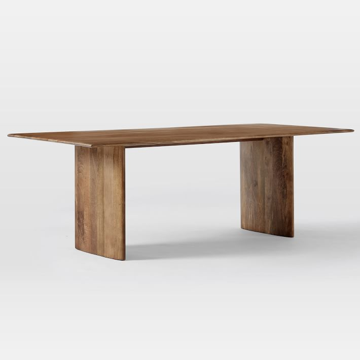 Anton Solid Wood Dining Table Burnt Wax In 2020 Wood Dining Table Solid Wood Dining Table Dining Table