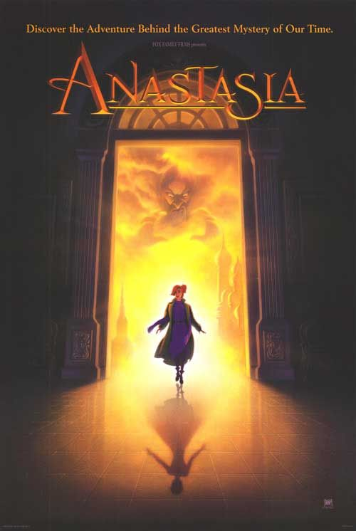 Probably my favorite animated non-Disney movie ... and I *LOVE* the soundtrack!