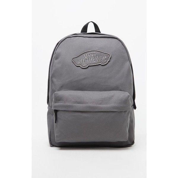 vans string bag