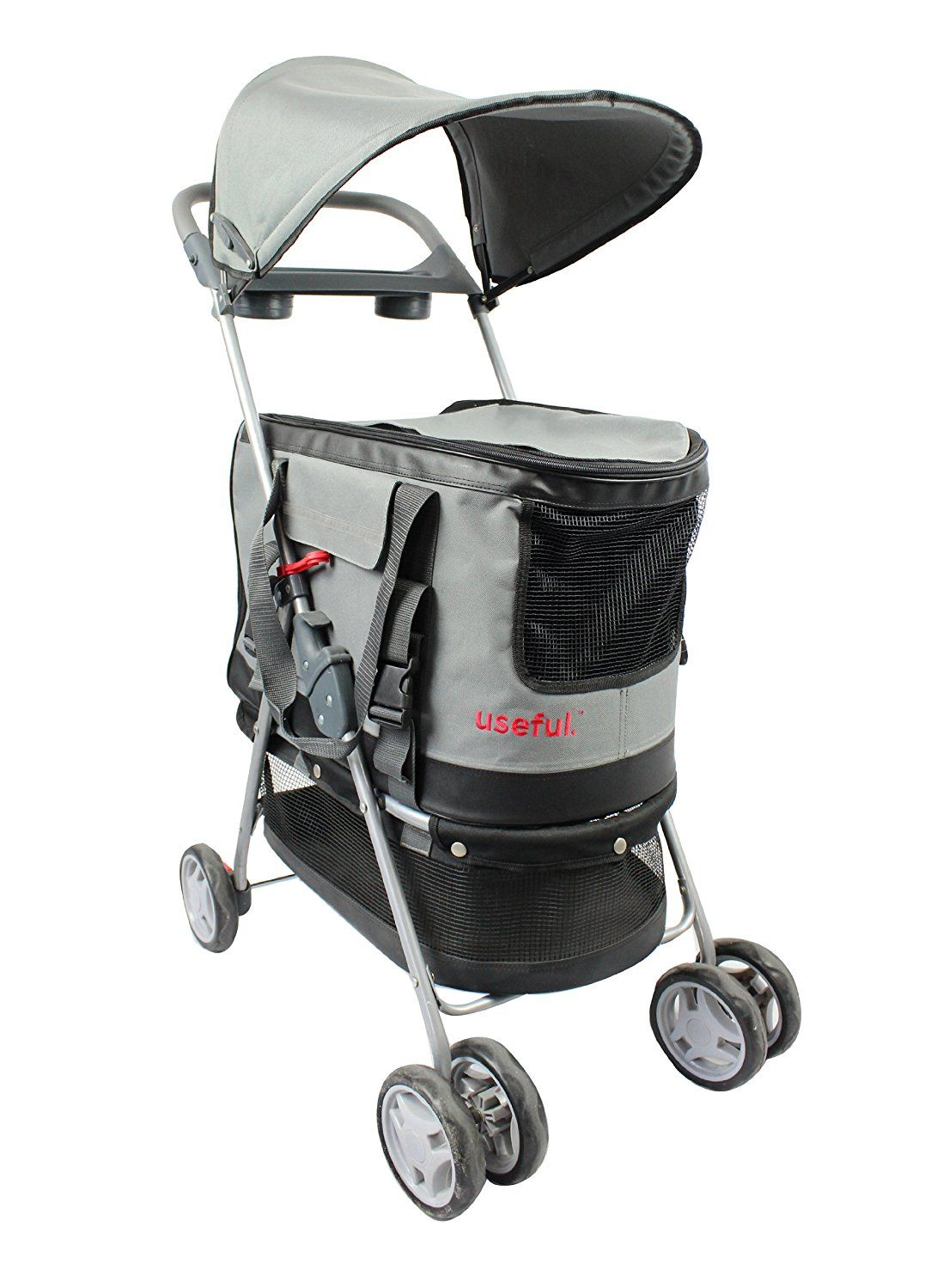 Useful. UHA125 3 in 1 Pet Stroller ,Carrier and Car Seat