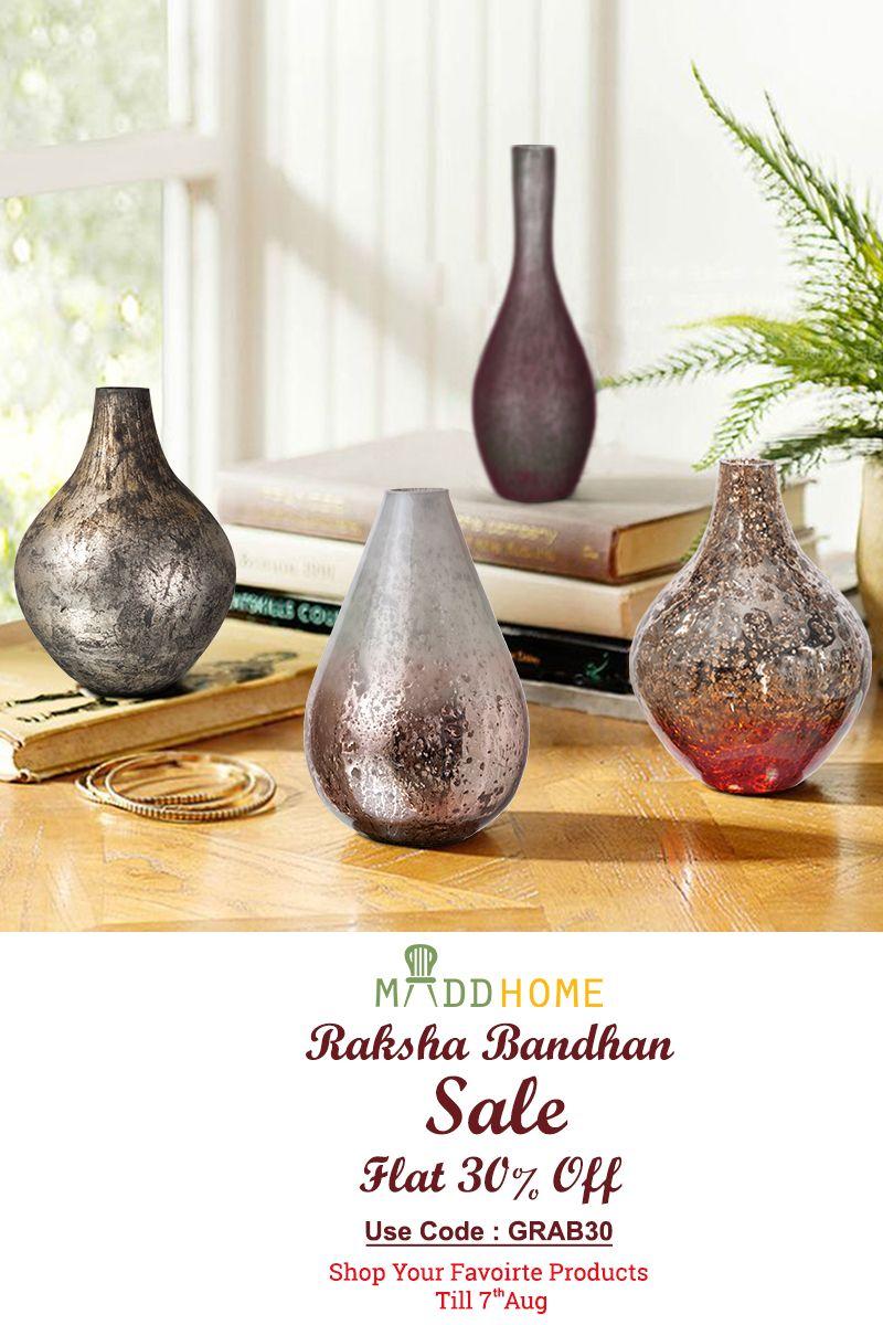 Sale rakshabandhansale buy decorative vases online from maddhome sale rakshabandhansale buy decorative vases online from maddhome at discount price save flat reviewsmspy