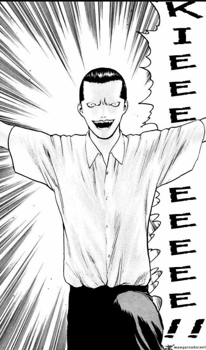 Manga Angel densetsu Es muy gracioso mas el protagonista