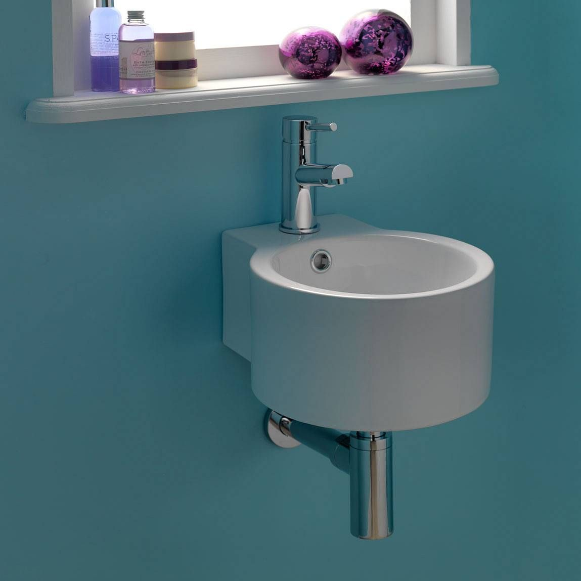 pavia wall mounted basin now only 4900 from victoria plumb - Bathroom Accessories Victoria Plumb