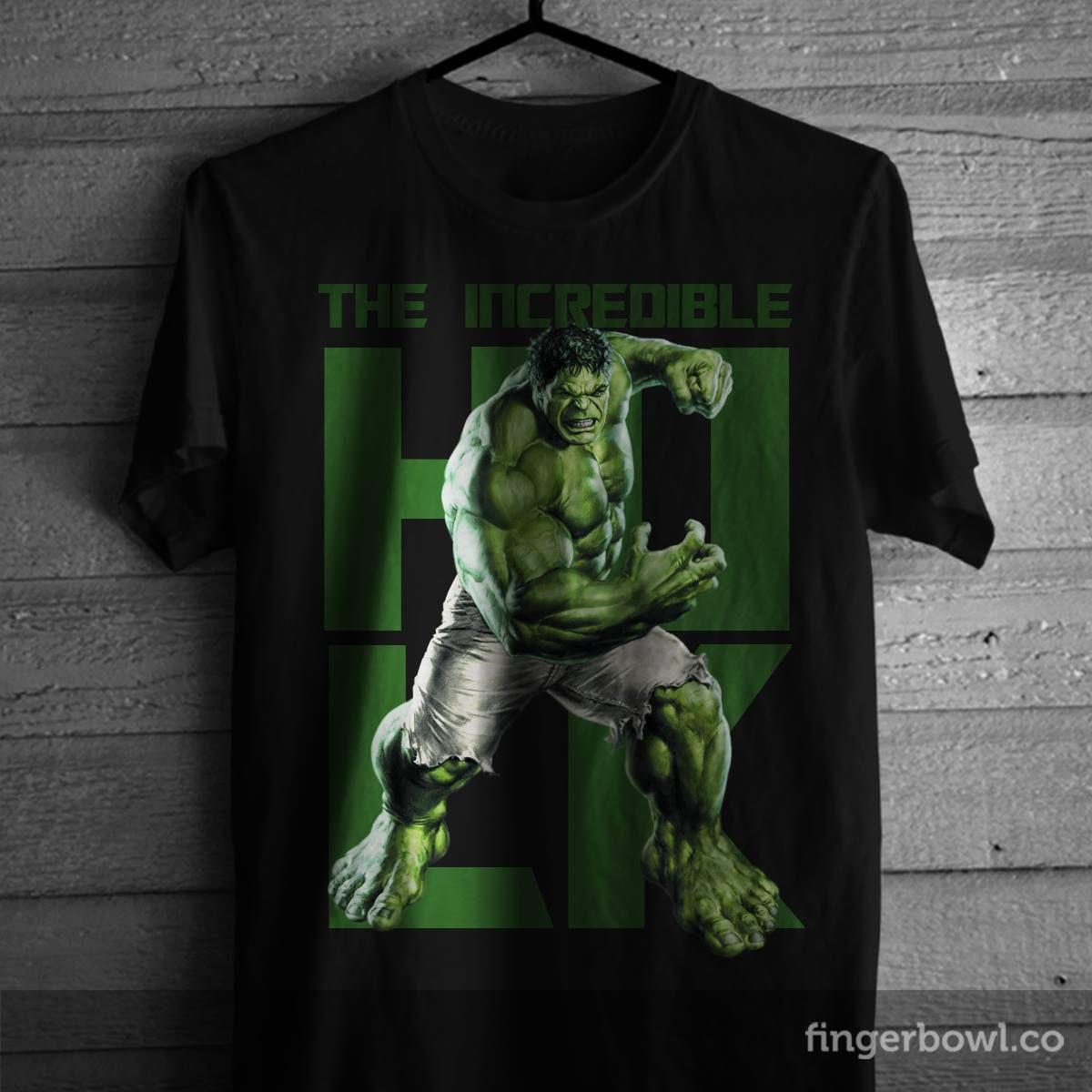 Baju Hulk