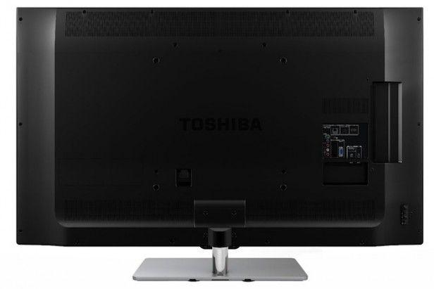 Toshiba 40L7355DB: Set Up