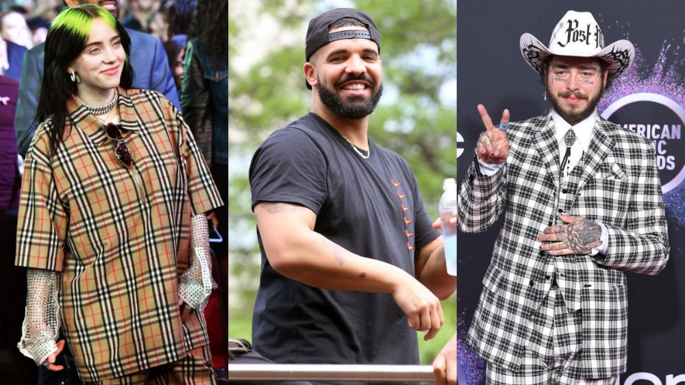 Surprise Surprise, Drake Was The Most Streamed Artist On