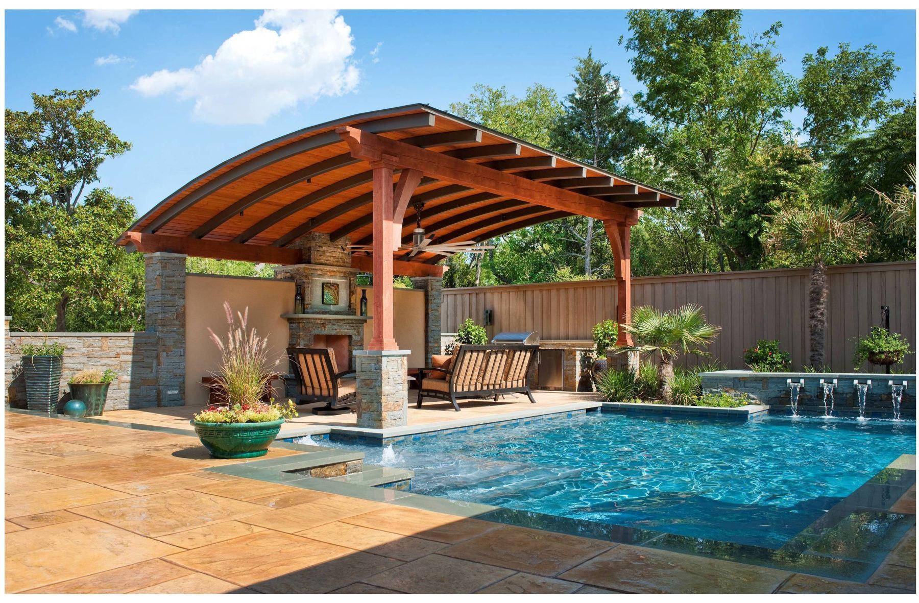 39 Gorgeous Gazebo Ideas (Outdoor Patio & Garden Designs) -
