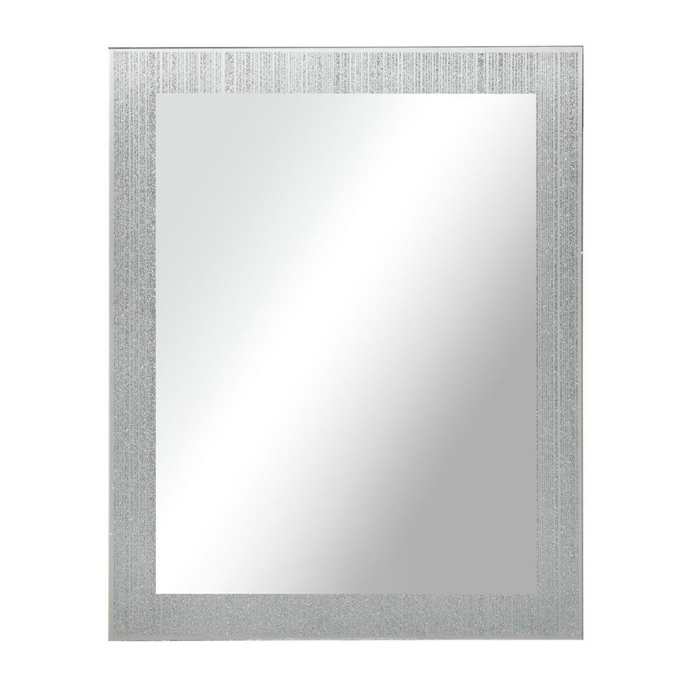 Glitter Mirror 40 x 50cm