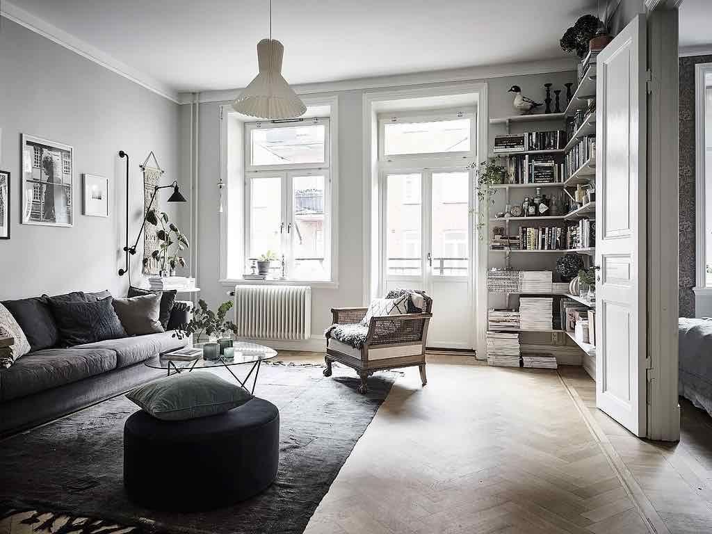 Wohnzimmer Sanfte Farben