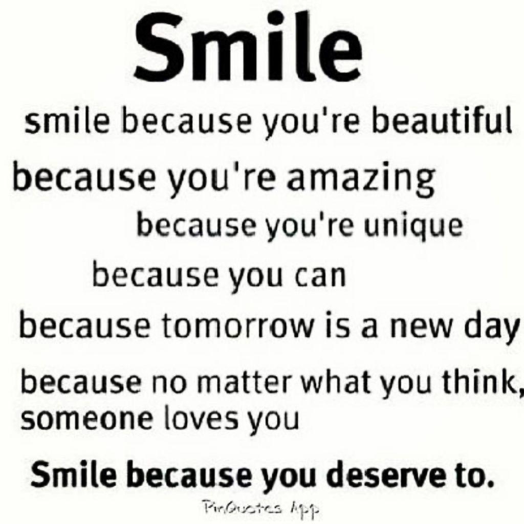 Smile It Kills Your Enemies Words Quotes Smile Quotes