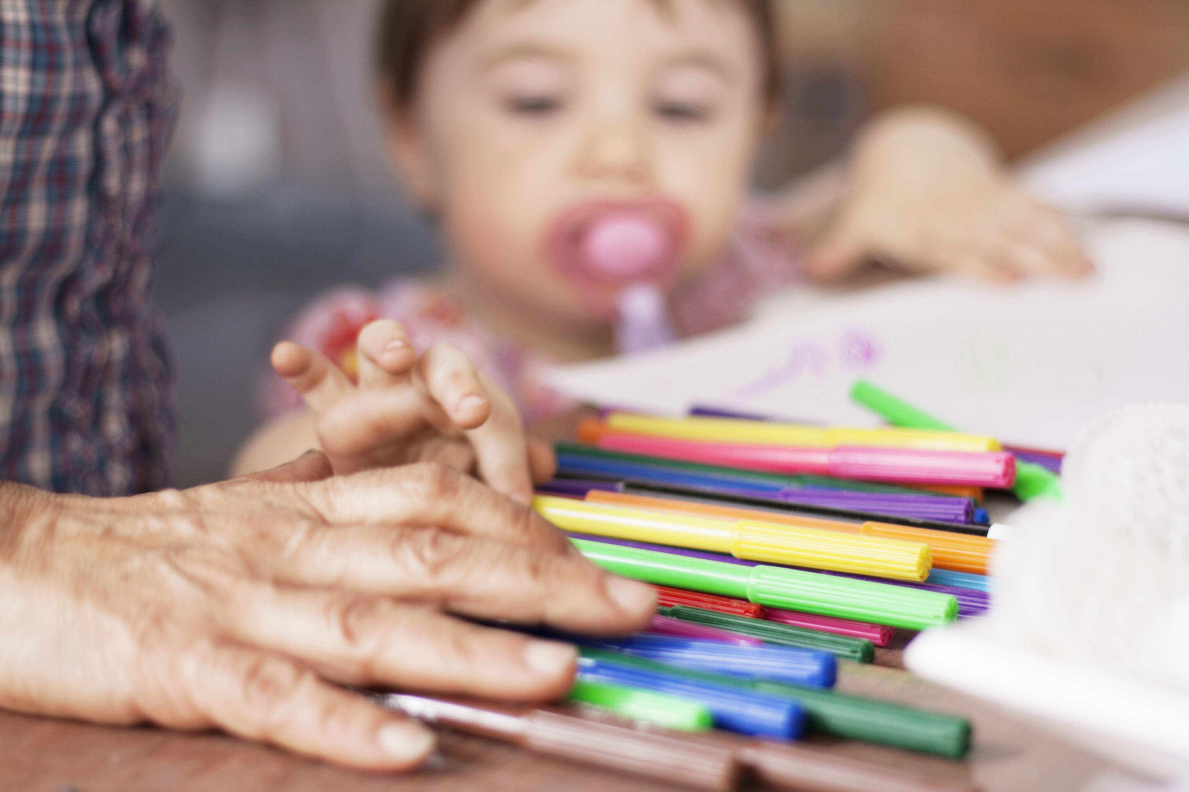 Bambini Birichini ~ Grembiulini carini per bambini birichini i piccoli artisti di