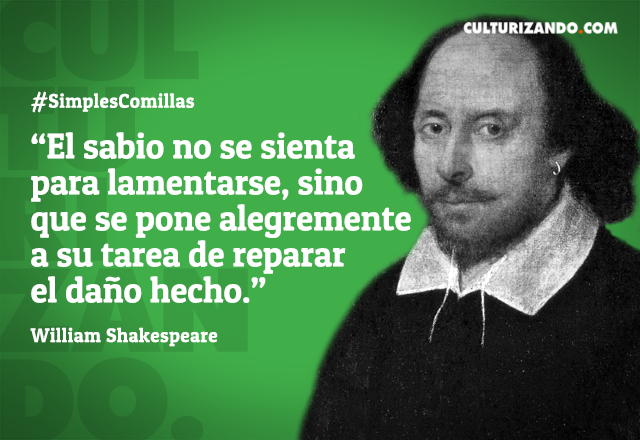 William Shakespeare En 12 Grandes Citas Culturizandocom