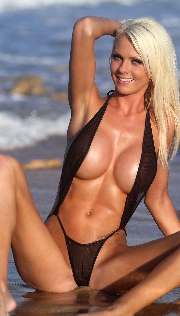 Drop Dead Gorgeous Schoolgirl Tart Smukke bikinier-7905