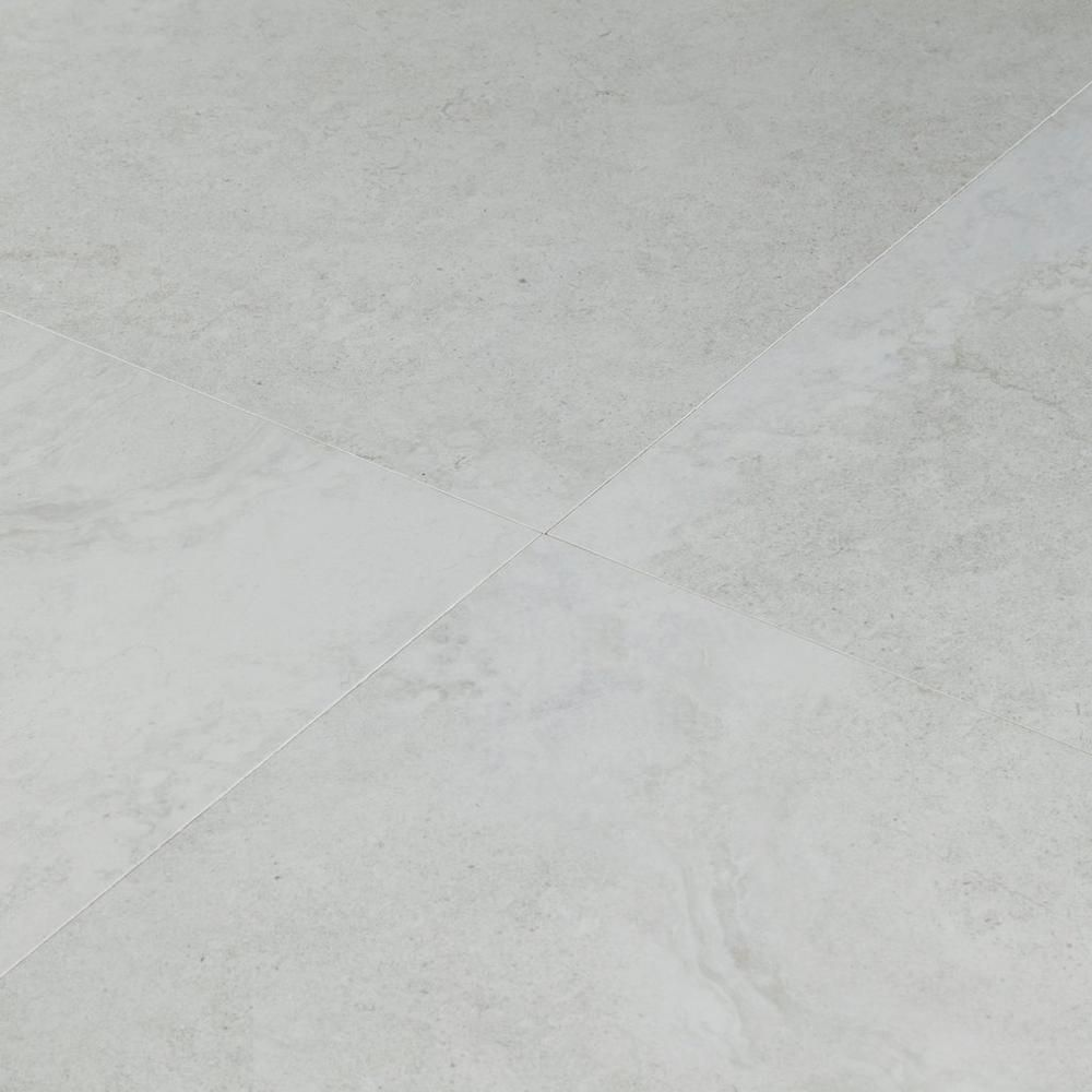 kodiak white porcelain tile 24in x 24in 100250489 floor