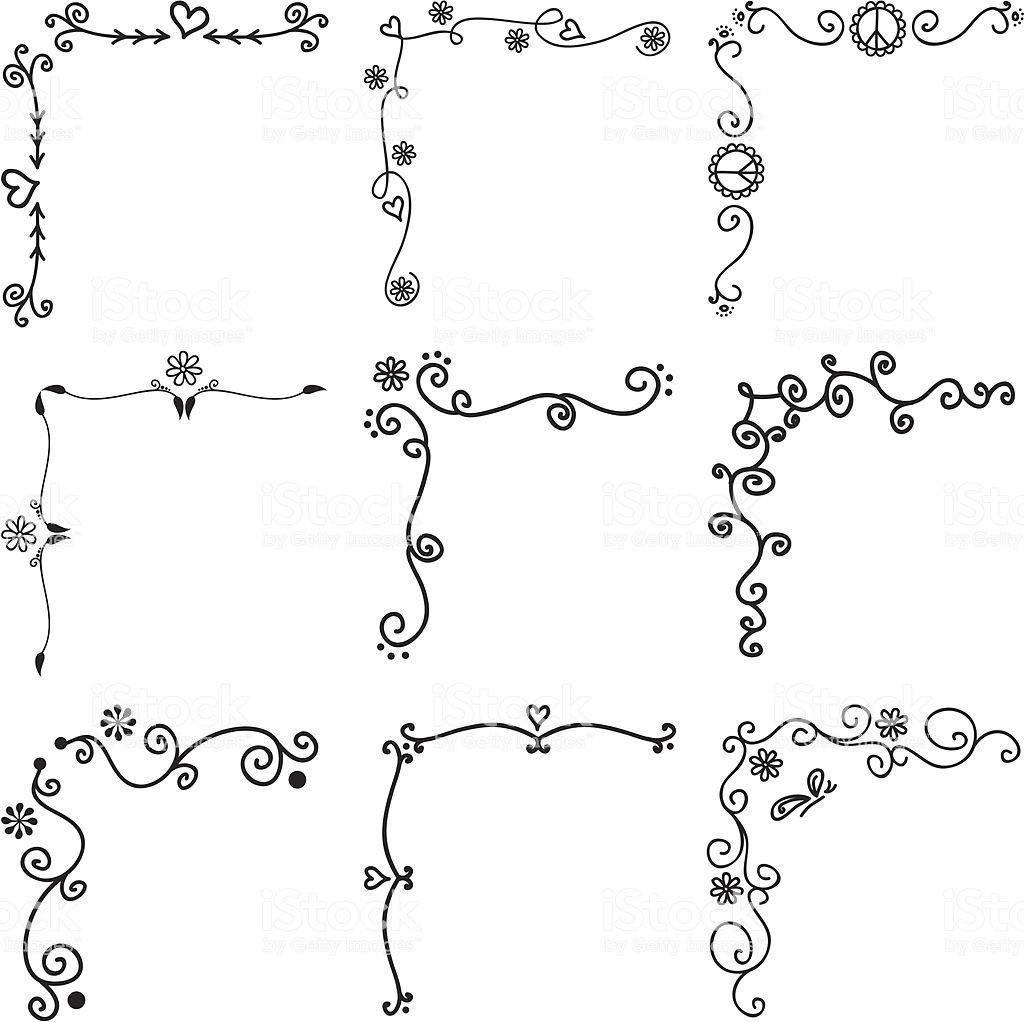 einfache ornamente zeichnen  best style news and inspiration