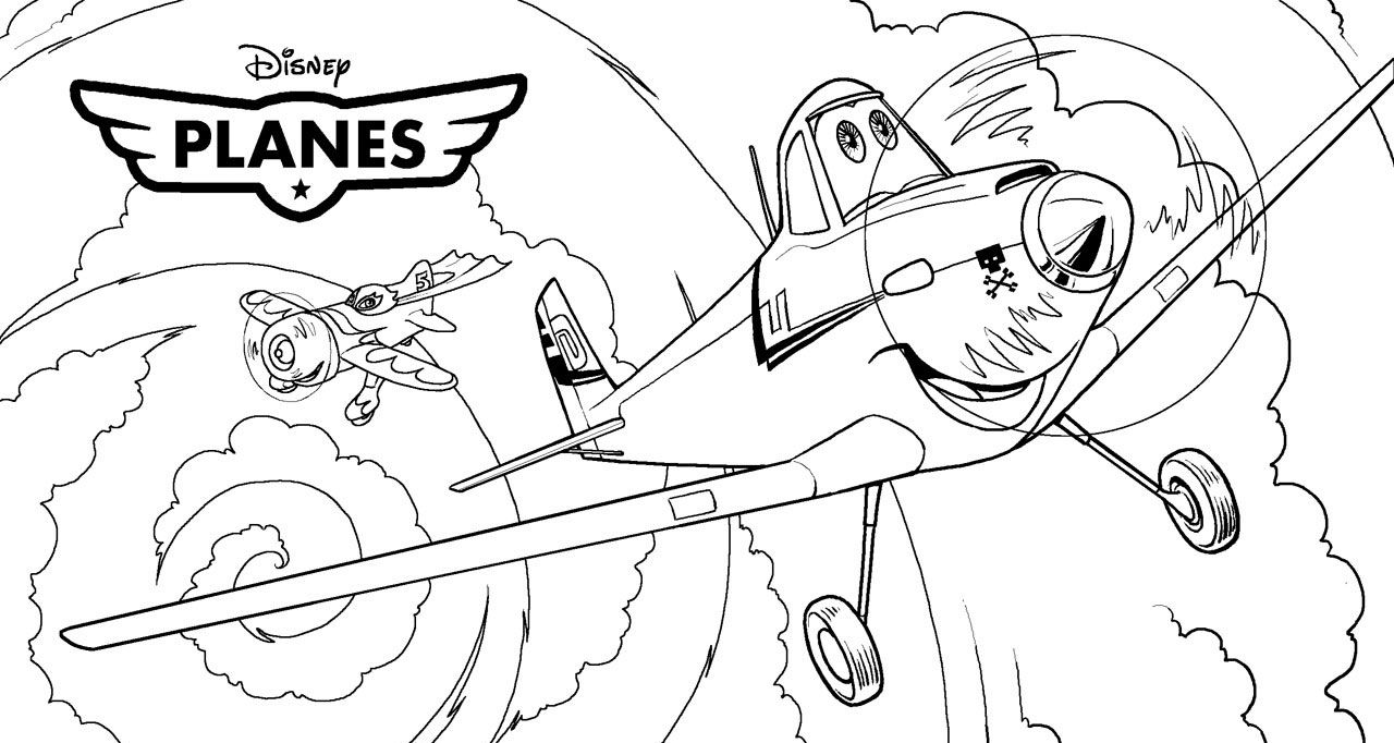 Planes Coloring Pages Cartoon Coloring Pages Coloring Pages