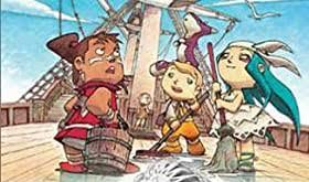 ポポロクロイス 平成のテレビアニメ 令和のテレビアニメ ポポロクロイス アニメ キャラクターデザイン