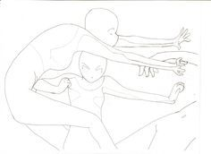 Fighting Base By Ashski Fighting Drawing Anime Poses Reference Drawing Reference Poses