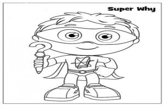 Printable Super Why Coloring Pages For Kids 1000 Free Rhpinterestcl: Coloring Pages Super Why Printable At Baymontmadison.com