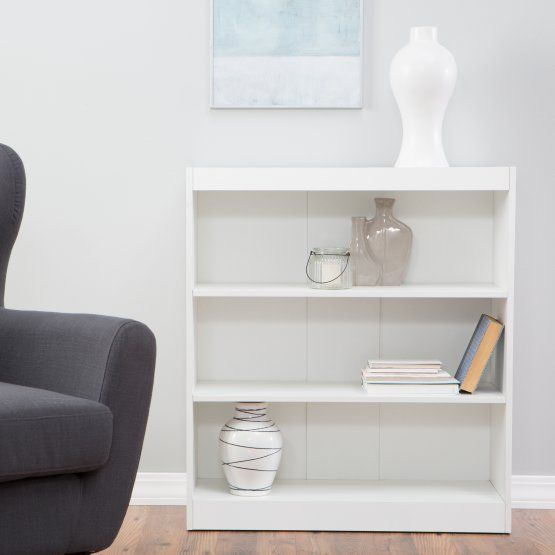 home concepts country white for inspired ladder bookshelf decor heavy duty bookcases bookcase french convenience