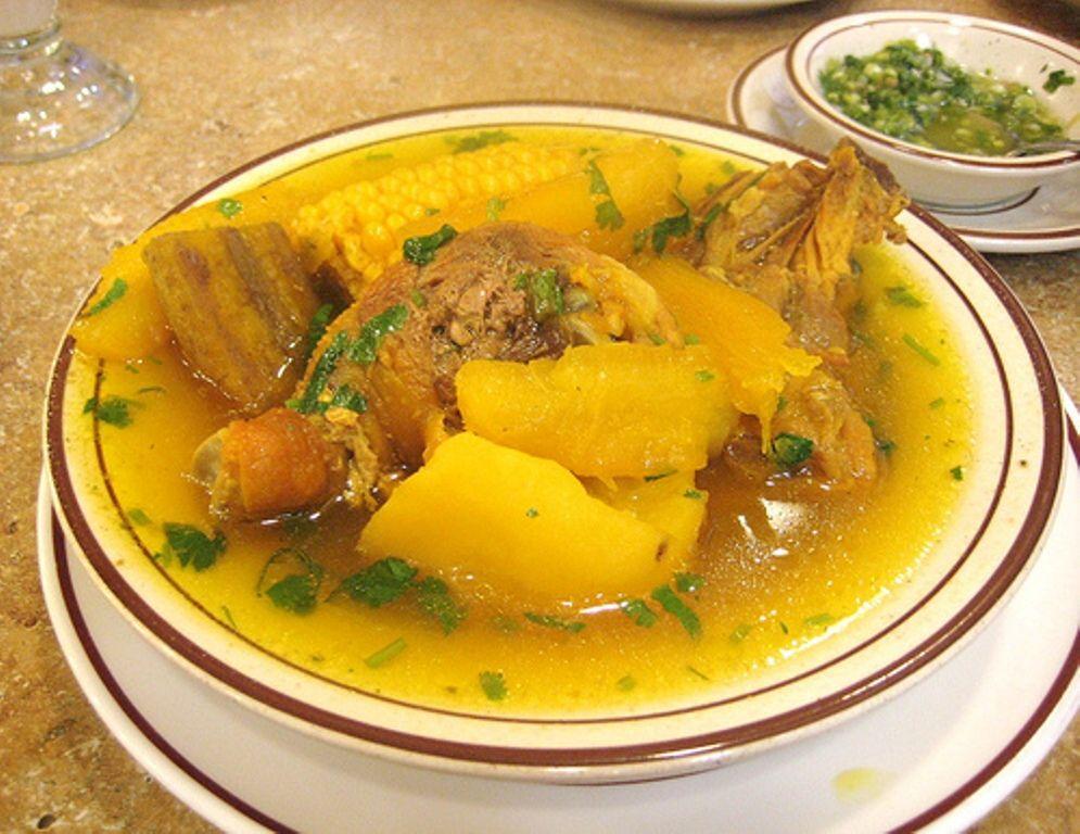 Sancocho De Gallina Valle Del Cauca Colombia Recetas Colombianas Comida Colombiana Comida Tipica Colombiana