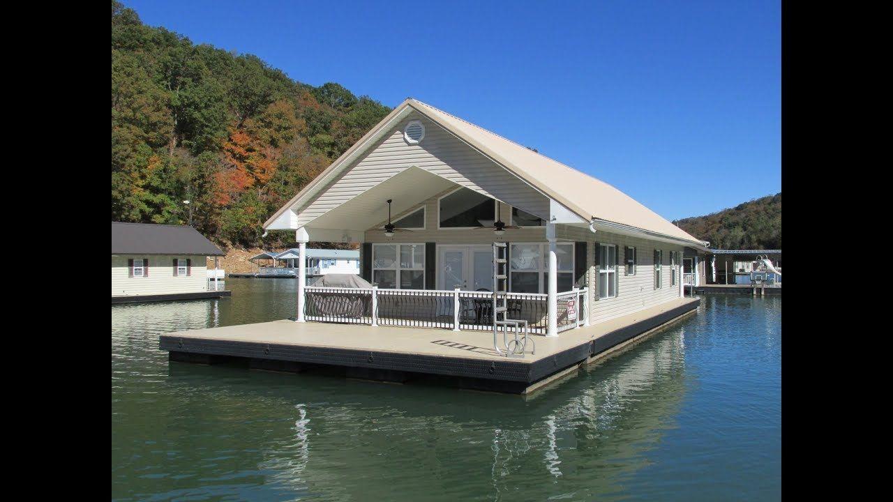 22 x 48 Floating Cabin (Approx 1,058sqft 3 Bedroom/2