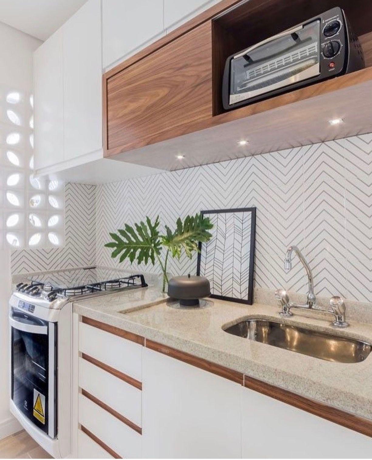 Pin von Paula Roque Arquitetura de Interiores auf Cozinha   Pinterest