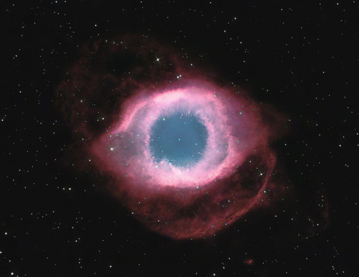 Helix Nebula The Eye Of God Nebula Nebula Tattoo Helix Nebula