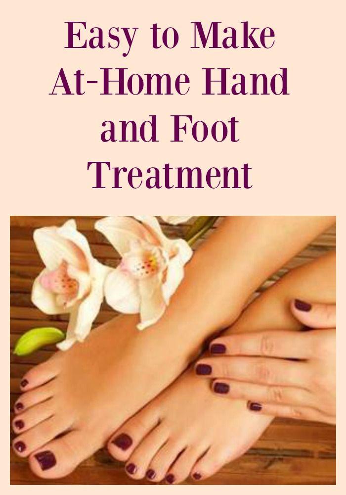 foot treatment diy