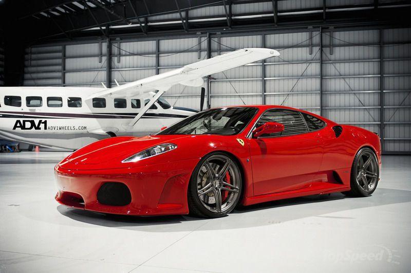 2011 Ferrari F430 Scuderia Novitec Airport Edition By Adv 1 Wheels