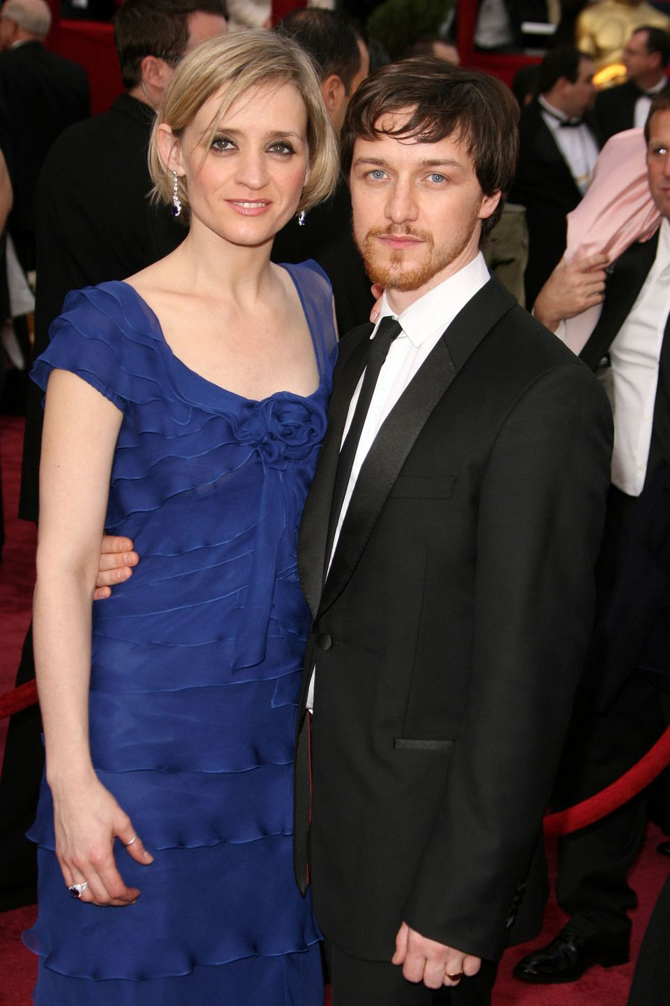 james mcavoy & anne-marie duff   Married Movie & TV Stars ...