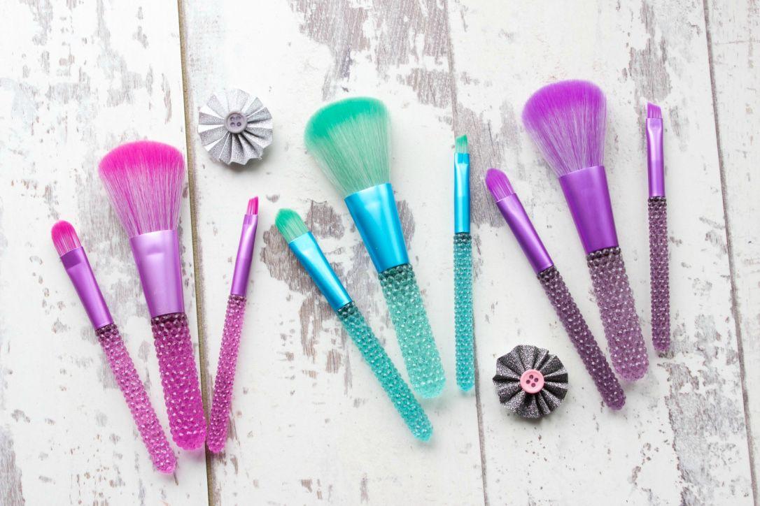 Makeup Revolution I Heart Makeup Mini Brush Sets I heart