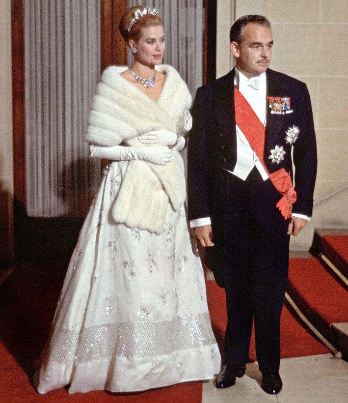 Princess Grace and Prince Rainier | Princess Grace - Monaco ...