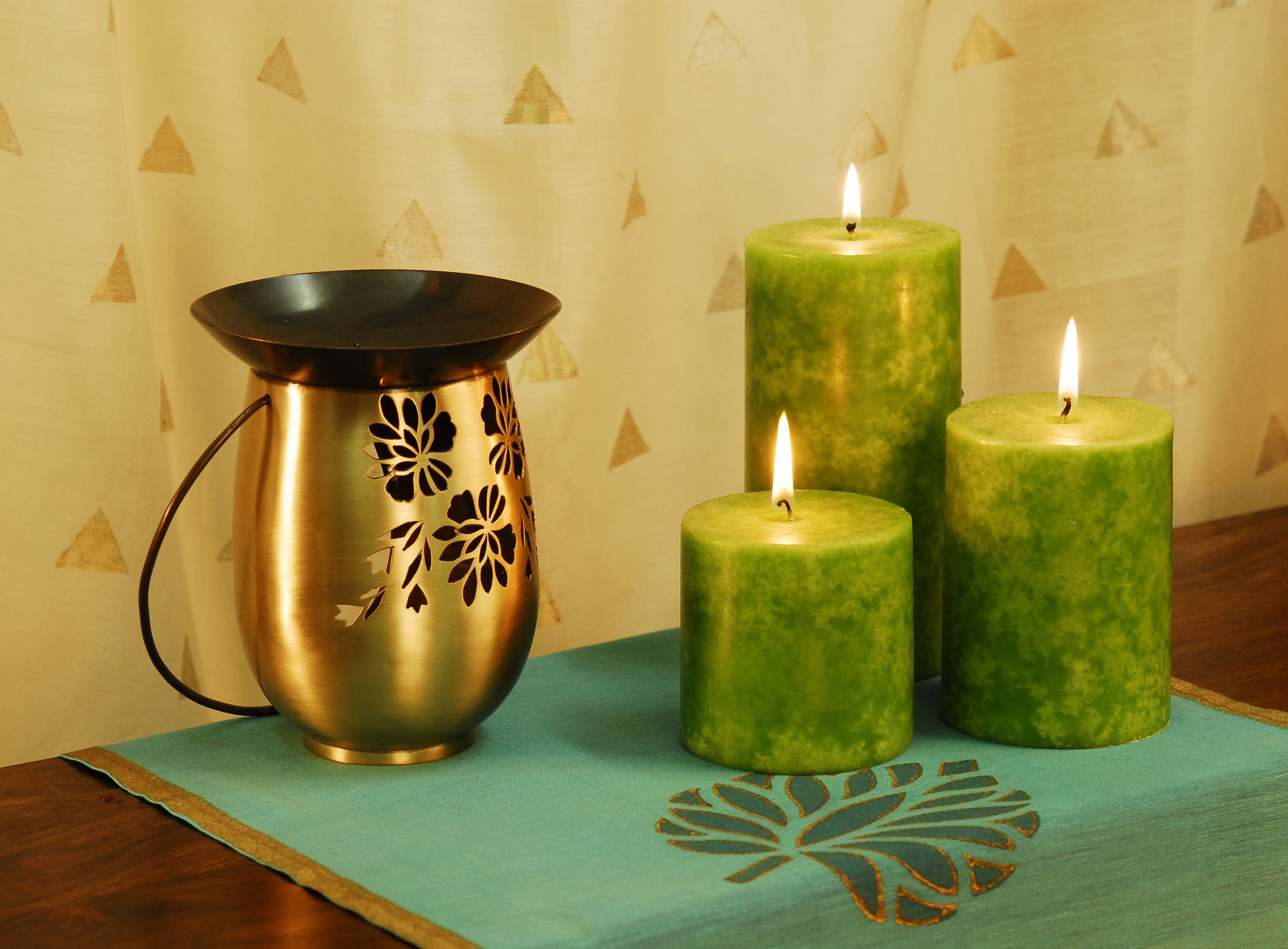 Evelyne home interiors interior and exterior decoration velas -  Pillar Candles Light Votive Ambiance Gifting Ideas Decor