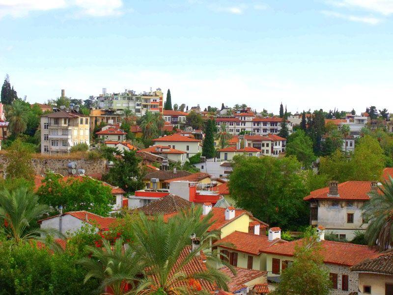 Turkey - Turkije (Antalya)