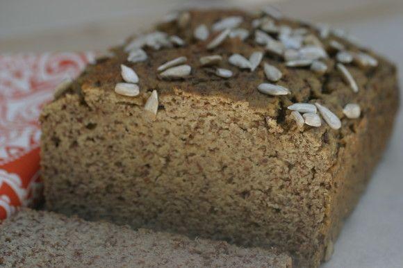 Sprouted Lentil Flour Bread Grain Free Lentil Flour Bread Tasty Kitchen
