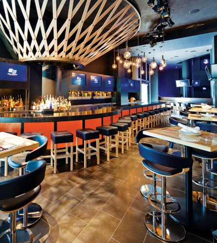 SPORTS BAR IDEAS | Hot Dining: Catch the Action at Real Sports Bar ...