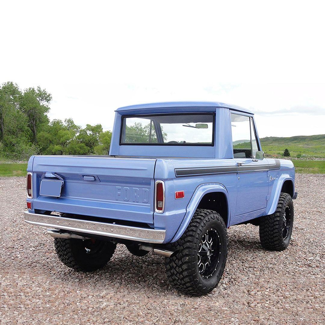Pin On 68 Bronco