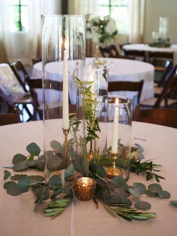 Look At This Wedding Centerpieces Flowers And Candles Weddingcenterpiecesfl Wedding Table Centerpieces Candle Wedding Centerpieces Pretty Wedding Centerpieces